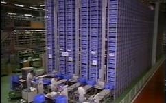 komatsu堆垛机视频