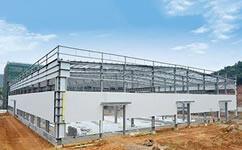 立体仓库库房净高26米,储物高度24米,这个消防喷淋怎么做?
