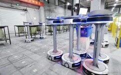 极智嘉分拣系统落地跨境电商企业棒谷科技,助力打造智慧物