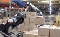 波士顿动力新型物流机器人Handle码放箱子一流,远超人类