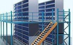 阁楼式货架一般多高?阁楼式货架高度这样设置最合适!