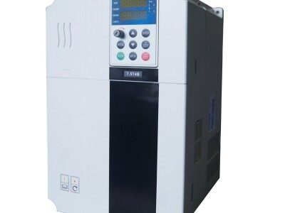 ATMS变频器7.5KW电机5.5KWXL-21触摸