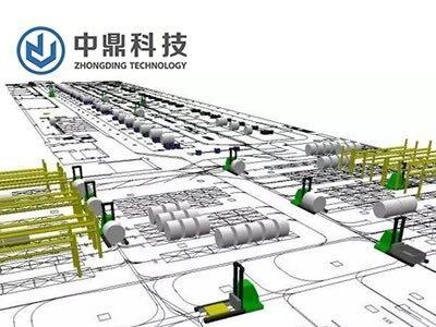 自动化物料搬运 系统研发与集成