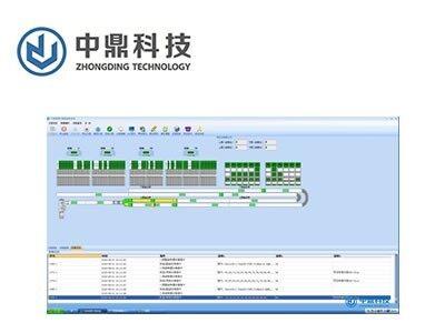分拣设备控制系统
