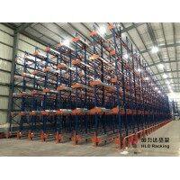 广州货架厂家恒力达,定制各种类型货架穿梭式货架