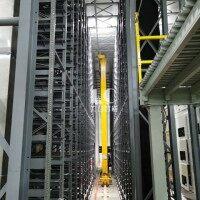 新能源立体仓库智能化工厂智能仓储物流设备整体解决方案