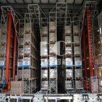 自动化立体仓库 智能仓库全自动立体库生产厂家提供整体解决方案