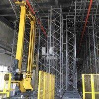 堆垛机立体仓库 智能自动化立体仓库 自动仓储系统