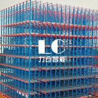 自动化立体仓库货架厂家供应智能仓储自动化设备系统