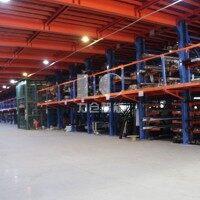 仓库阁楼货架平台定做仓储隔楼重型仓库钢结构活动拆装式货架