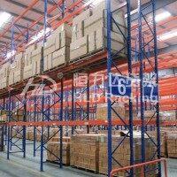 佛山仓储货架生产厂家 重型货架生产定制 恒力达货架