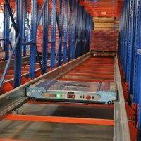 世仓 高密度存储 穿梭式货架 新型仓库货架厂家 可定制