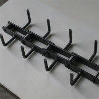 链条式刮板FU200拉链机链条板输送机链条式输送机 FU270拉链机链条定制