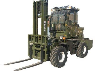 专业生产越野叉车 搬运车托盘车平衡