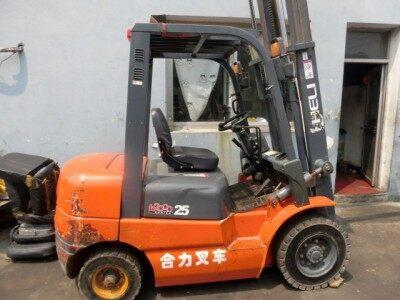 批发销售电动叉车二手叉车1.5吨2吨3