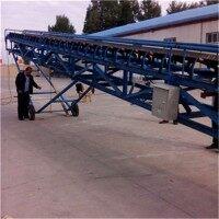 袋装微型带式输送机 六九重工带式输送机配件 皮带输送机