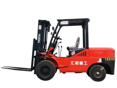 河北省廊坊市凯临柴油叉车批发价格