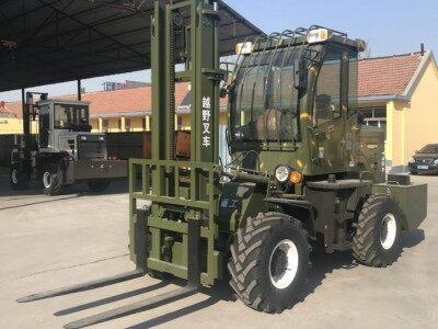 ST930越野叉车仓储搬运物流叉车 350