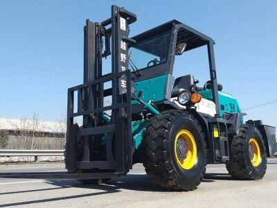 凯临重工4吨泥泞路用叉车A市北区4吨