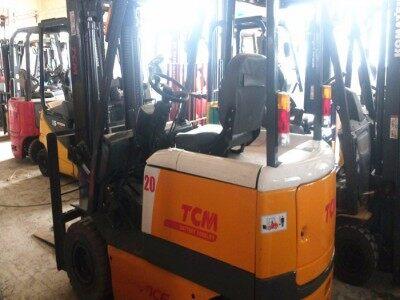出售二手叉车电动1吨1.5吨电动叉车