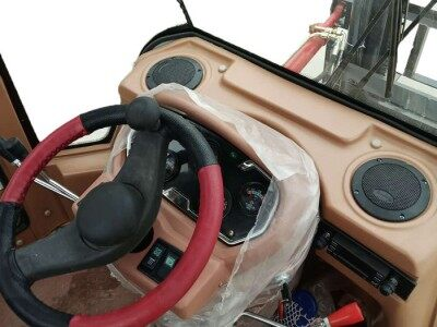 矿山用越野叉车四缸柴油大动力叉车