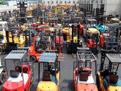 上海二手叉车 二手柴油叉车3吨电动
