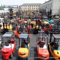 上海二手叉车 二手柴油叉车3吨电动叉车价格1.5吨2吨 3吨叉车内燃式叉车3吨机械挡