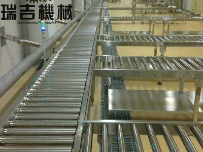 分合流滚筒输送机,苏州地区厂家直供