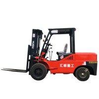 河南省鹤壁市凯临柴油叉车价格 1.5吨叉车 全新叉车供应