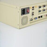 梧州工控机代理 PCI工控机水电站用工控机 上架式工业控制计算机
