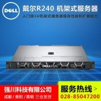 文件服务器_戴尔服务器_Dell服务器_成都戴尔服务器总代理商_R240服务器