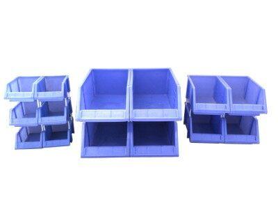 【拍前询价】塑料零件盒 塑料批发厂