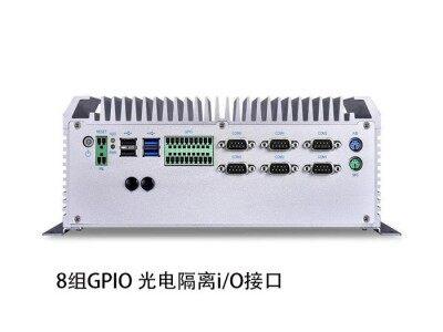 陕西工控机 智能工业计算机 多网口