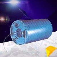 豪特 厂家直销 DY1电动滚筒 小型电动滚筒
