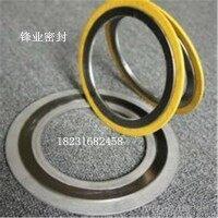 优质金属缠绕垫片 带内环金属缠绕垫片