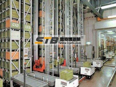 思特博供应自动立体仓库 北京货架厂