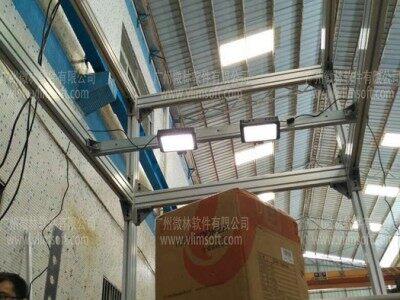 广东惠州智慧物流DWS系统智能分拣替