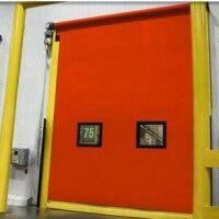 大连冷库门,冷库快速门厂家生产,保温防冻高速低温冷库门价格,高藤门业