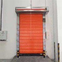 冷库门,快速冷库门,上海电动保温节能感防冻冷库快速门厂家价格,高藤门业