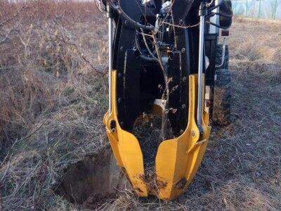 移载机 四瓣式移树机 移苗机 挖树机