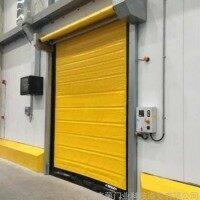 上海冷库门,快速冷库门厂家生产,保温防冻高速低温冷库门价格,高藤门业生产