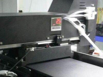 新技智能全自动视觉智能点胶机 自动