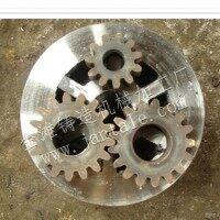 加工齿轮 大小齿轮 直齿轮 斜齿轮 伞齿轮 45#钢齿轮 铸铁齿轮
