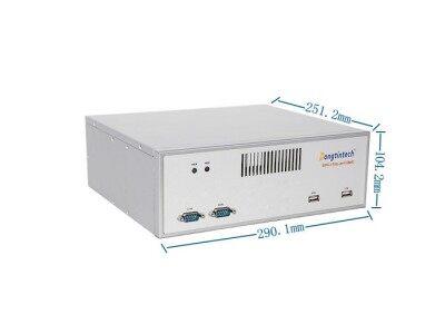 东田桌面型工控机H110芯片 支持双显