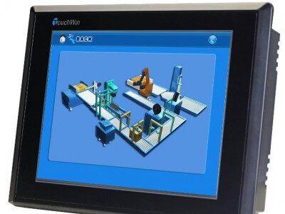 信捷8寸触摸屏、人机界面、信捷工业