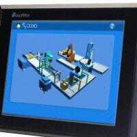 信捷8寸触摸屏、人机界面、信捷工业触摸屏、人机 TH865-MT/UT 原装
