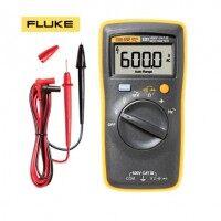 Fluke/福禄克 F106 自动量程交直流电压表数字万用表 福禄克万用表