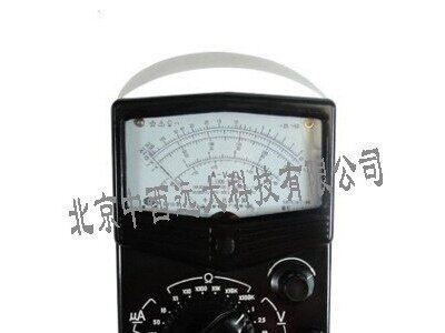西化仪机械万用表 型号:SS83-MF-14