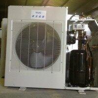 供应4HP 泰康压缩机组 冷库外机 制冷压缩机组 法国泰康制冷压缩机组