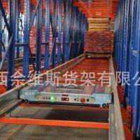 生产制造中轻型货架,仓储货架,穿梭货架,穿梭车,流利货架